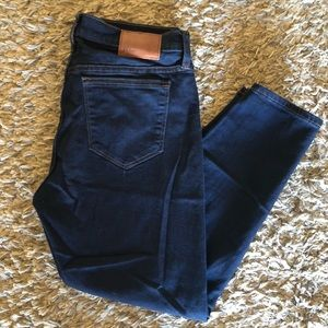J.Crew Toothpick Skinny Jeans